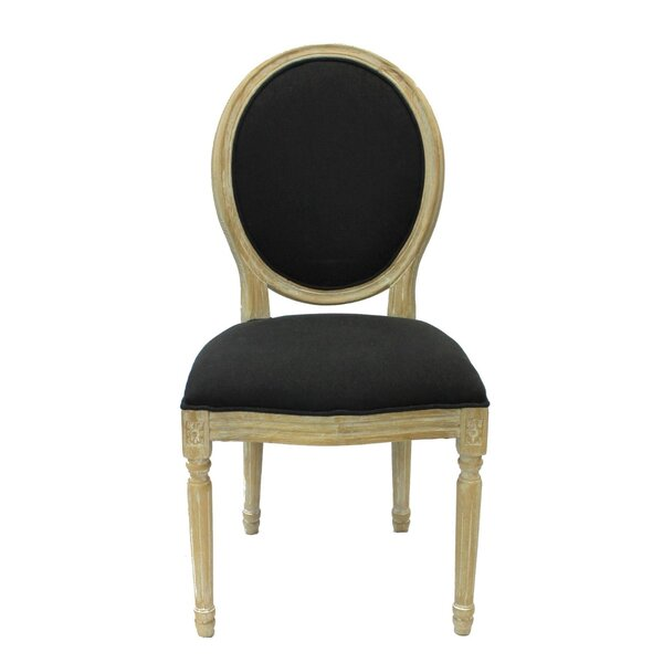 Lara Upholstered Dining Chair by Ophelia & Co. Ophelia & Co.