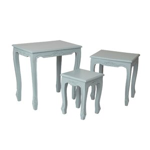 Sapir 3 Piece Nesting Tables by Ophelia & Co.