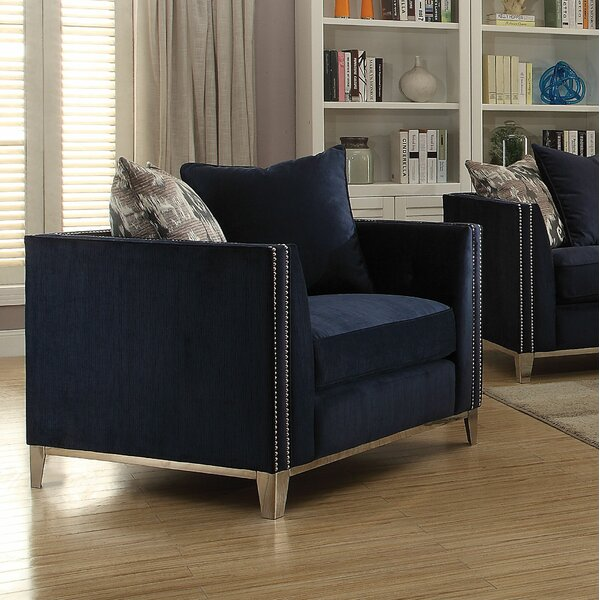 Stokes Armchair by Everly Quinn