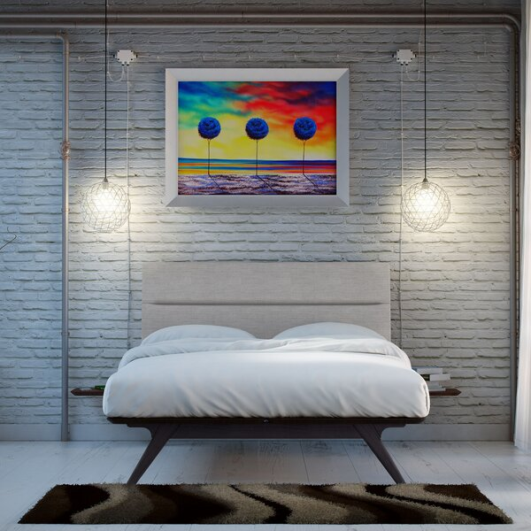 Nashua Queen Bed by Corrigan Studio