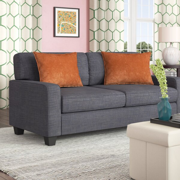 Awesome Paulk Sofa by Ebern Designs by Ebern Designs