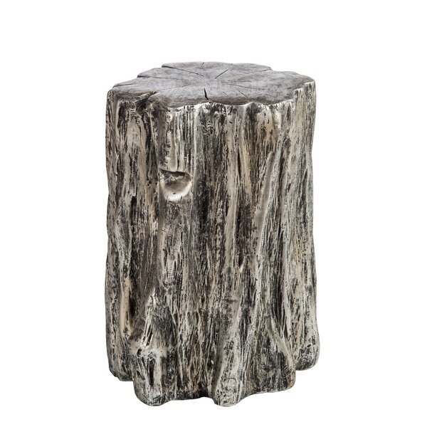 Vedette Log Accent Stool by Union Rustic