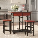 Includes Stools Kitchen Islands & Carts You\'ll Love in 2020 ...