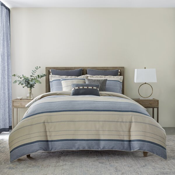 Silas Reversible Comforter Set