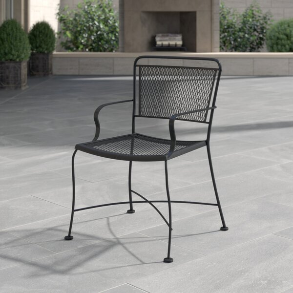 Constantine Patio Dining Chair (Set of 2) by Woodard