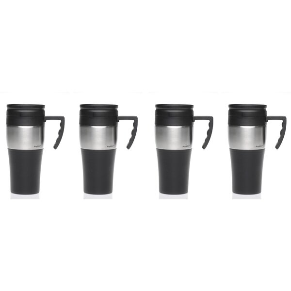 Travel Mug (Set of 4) by BergHOFF International