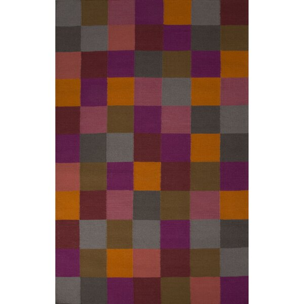 Garvin Wool Flat Weave Area Rug by Zipcode Design