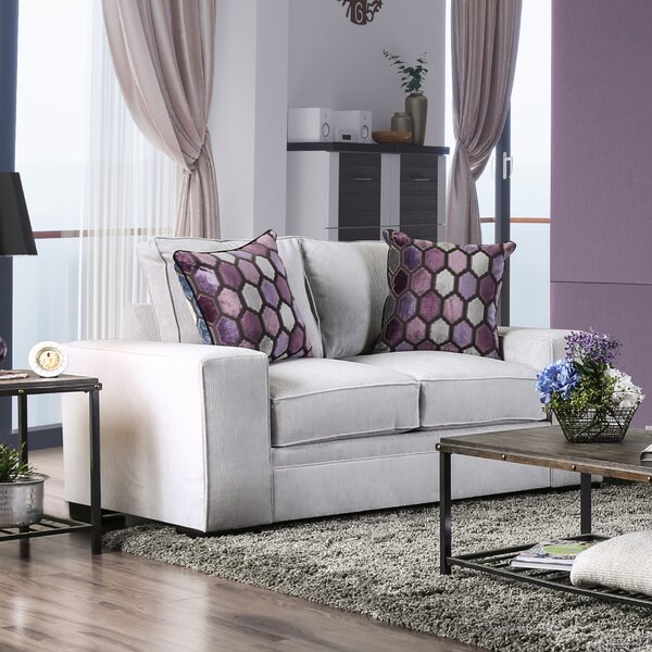 Limited Time Boville Transitional Loveseat by Mercer41 by Mercer41