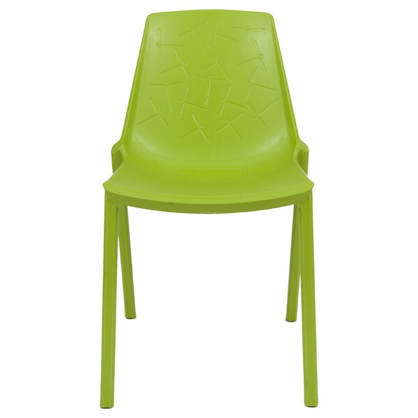 Clover Side Chair (Set of 2) by LeisureMod