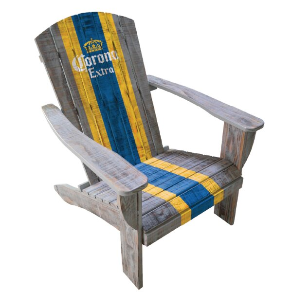 Corona Wooden Adirondack Chair by Corona Corona