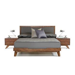 Hali Upholstered Platform Bed