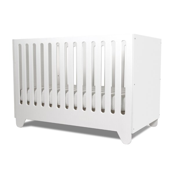 Hiya 3-in-1 Convertible Crib by Spot on Square