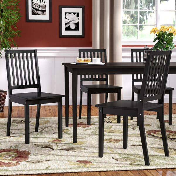Modern Raine Dining Chair (Set Of 4) By Andover Mills Wonderful