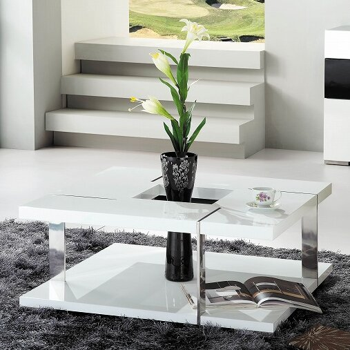 Clower Coffee Table by Orren Ellis