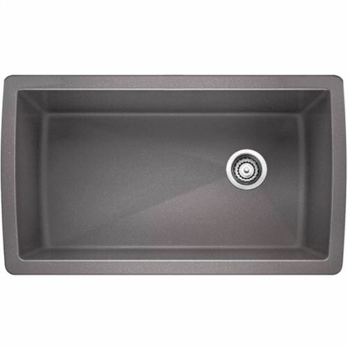 undermount kitchen sinks youll love wayfair - White Undermount Kitchen Sink