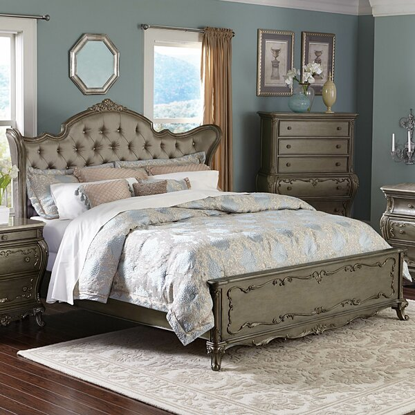 Turville Upholstered Standard Bed by Astoria Grand
