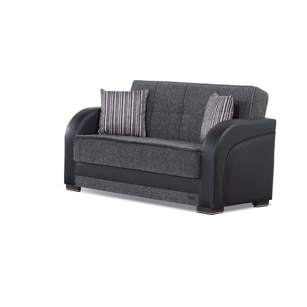 Shop Special Prices In Jamesville Loveseat by Winston Porter by Winston Porter
