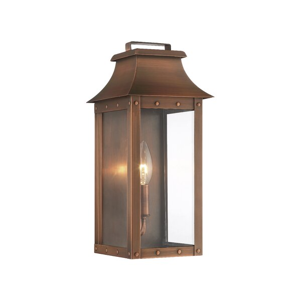 Hayes Outdoor Flush Mount by Longshore Tides