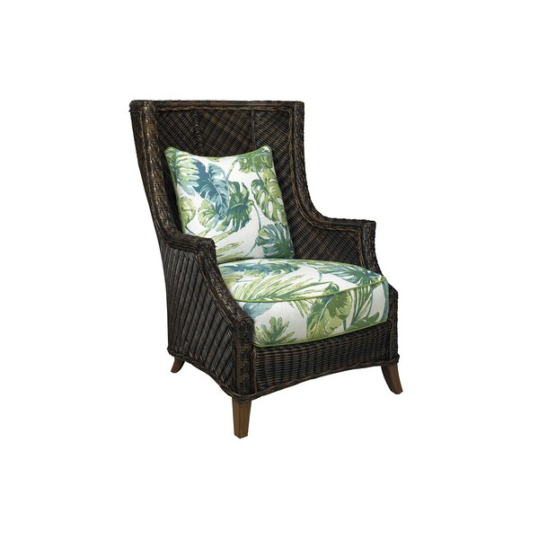 Island Estate Lanai Patio Chair with Cushions by Tommy Bahama Home