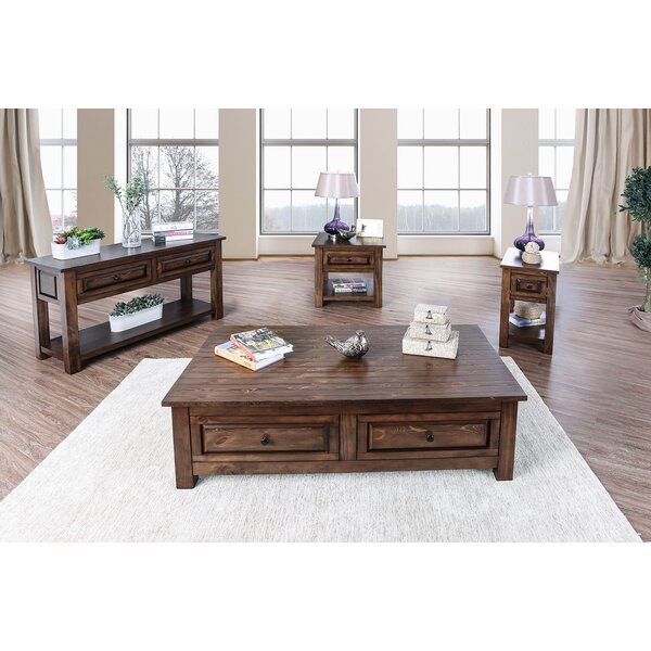 Bertha 4 Piece Coffee Table Set by Loon Peak Loon Peak®
