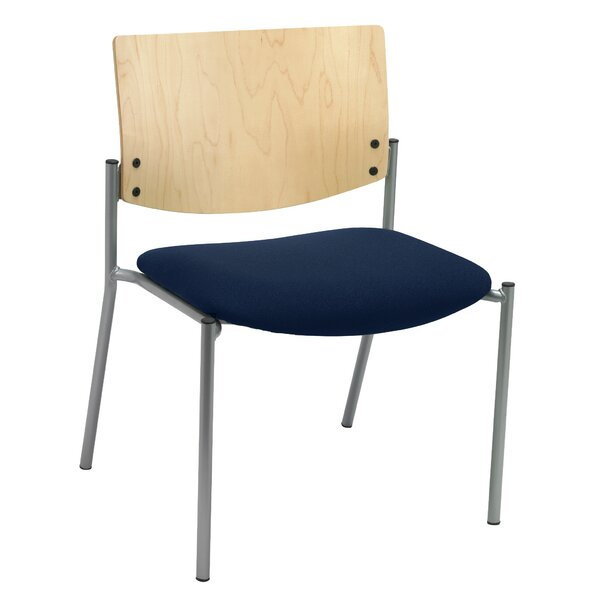 Evolve Big and Tall Armless Guest Chair by KFI Seating