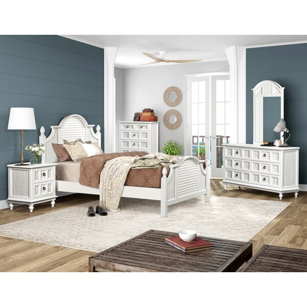 Key West Standard Configurable Bedroom Set by Bayou Breeze