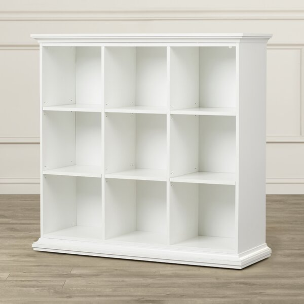 Breckenridge Cube Unit Bookcase by Beachcrest Home
