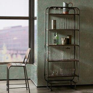 Bargain Desmarais Standard Bookcase ByWilliston Forge