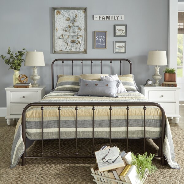 Panama Platform Bed by Gracie Oaks