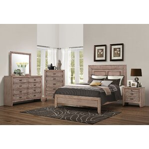 LaTayna Panel Configurable Bedroom Set by Bayou Breeze