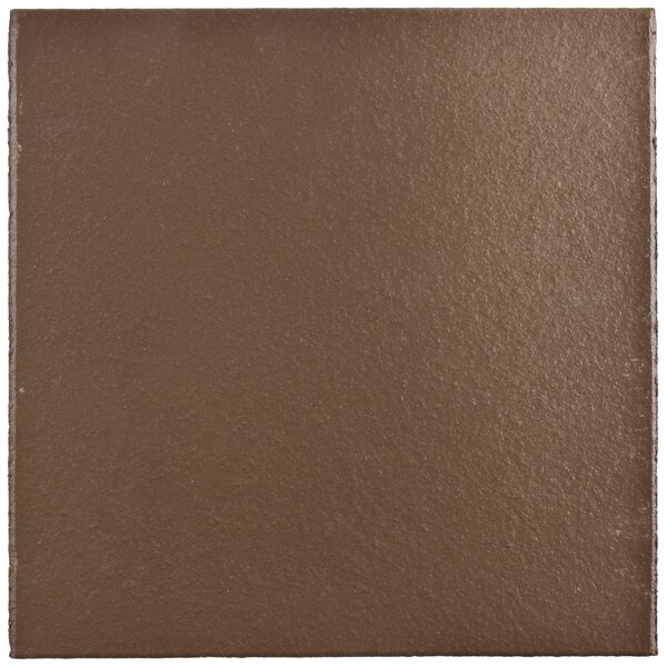 Shale 5.88 x 5.88 Ceramic Field Tile in Flame Red by EliteTile