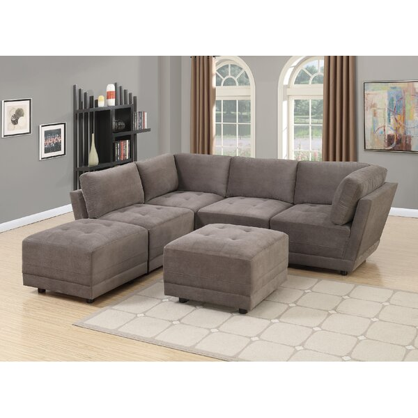 Kleiman 6 Piece Living Room Set by Latitude Run