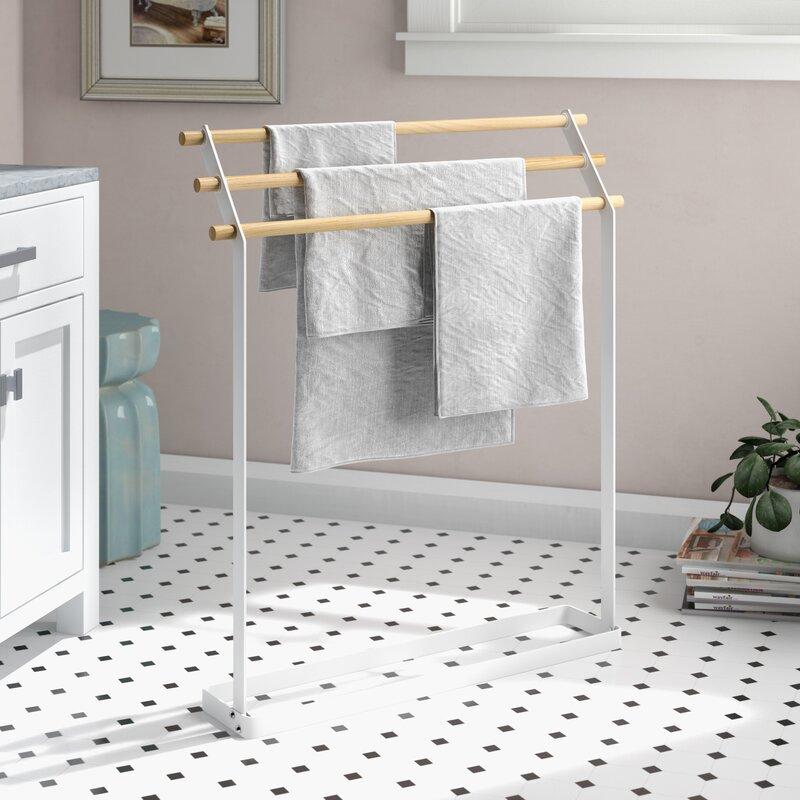 Jamari Freestanding Towel Stand