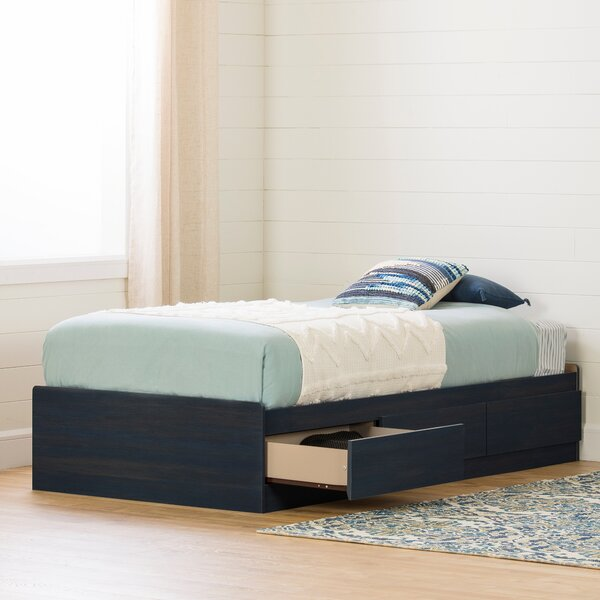 Navali Twin Mates & Captains Bed with Drawers by South Shore