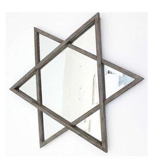 Wildon Home Stargazer Wall Mirror