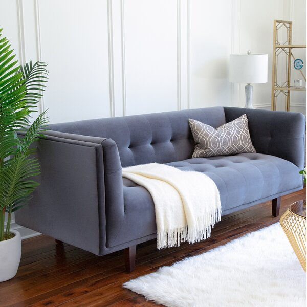 Hunter Chesterfield Sofa by Modern Rustic Interiors