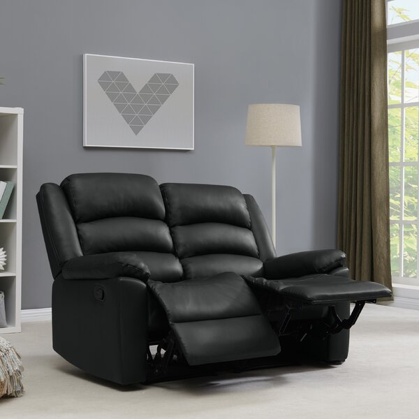Burlingame Reclining Loveseat by Red Barrel Studio