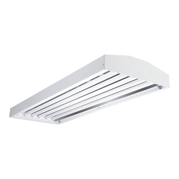 6-Light 54-Watt Fluorescent High Bay by Cooper Lighting