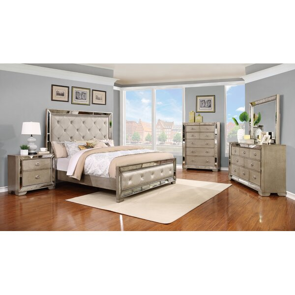 Belsford Bed by Rosdorf Park