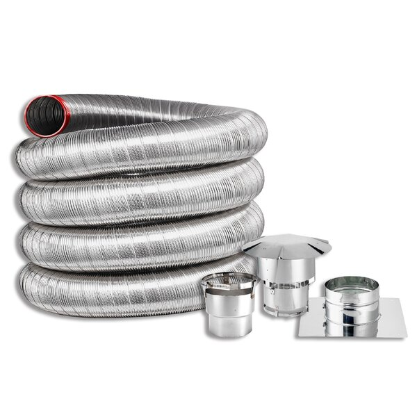 Steel Venting Kit by Ashley Hearth