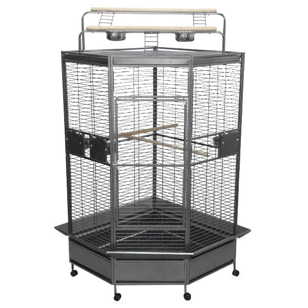 Meachum Large Bird Cage by Tucker Murphy Pet