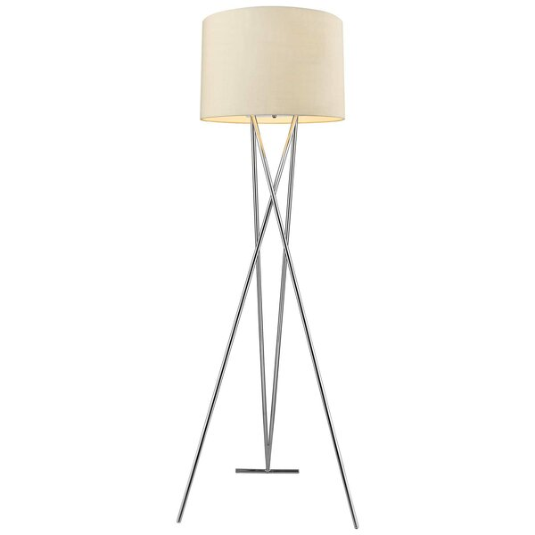 Douglaston 68 Tripod Floor Lamp by Corrigan Studio