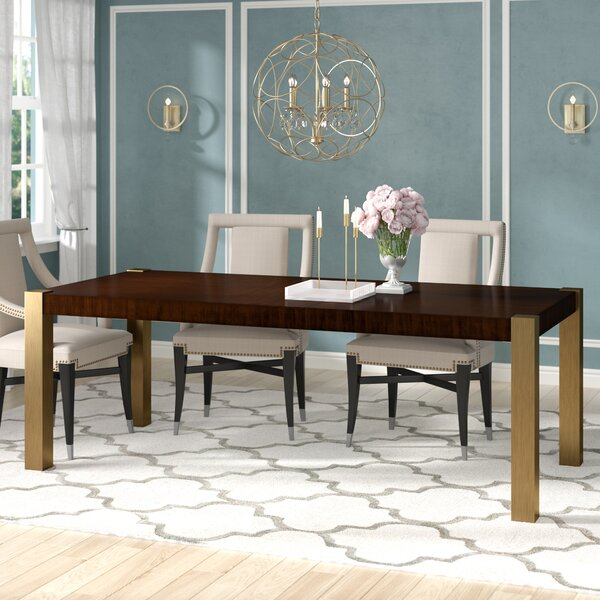 Cher Extendable Dining Table by Willa Arlo Interiors