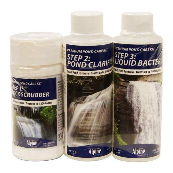 Pond Cleaner (Set of 3) by Alpine