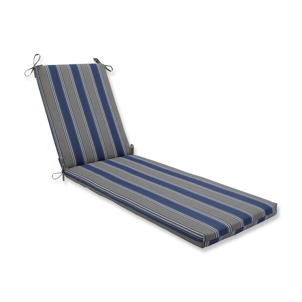Cadet Indoor/Outdoor Chaise Lounge Cushion