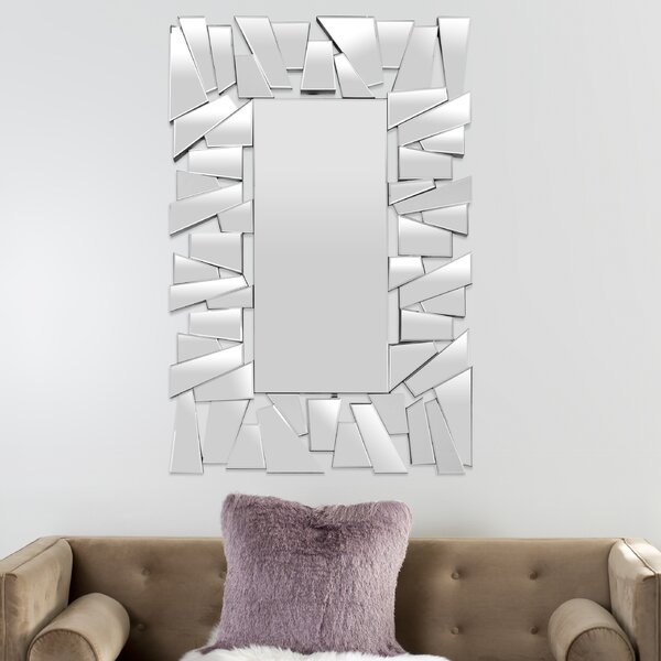 Jarom Accent Mirror by Orren Ellis
