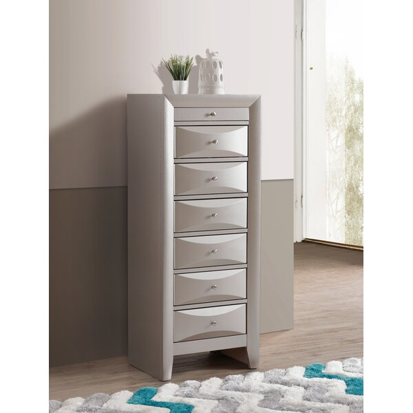 Medford 7 Drawer Lingerie Chest by Latitude Run