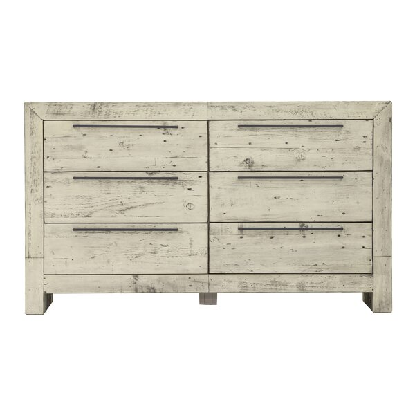 Chesterbrook 6 Drawer Double Dresser by Foundry Select