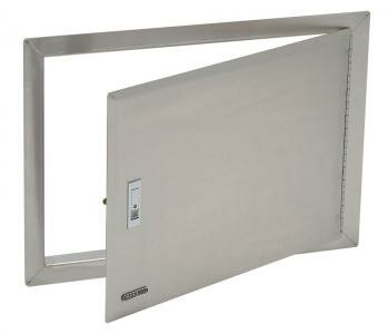 Stainless Steel Access Door with Lock and Frame by Bull Outdoor Products