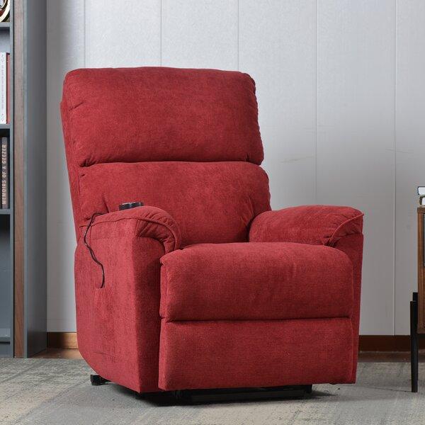 Power Reclining Heated Full Body Massage Chair By Latitude Run